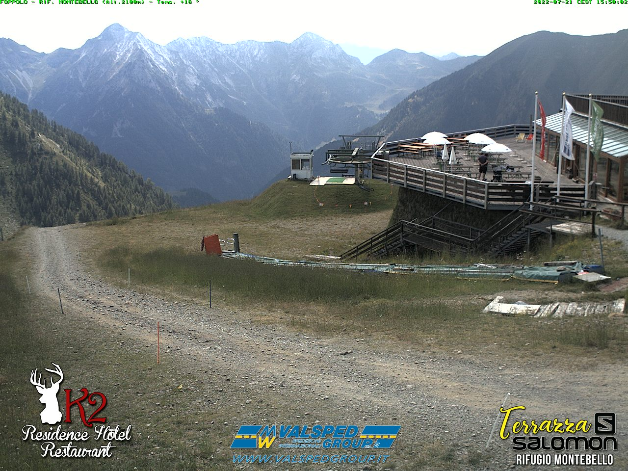 webcam montebello terrazza salomon
